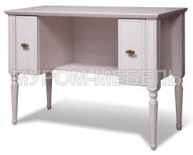 Здесь изображено Дамский столик Валео без надстройки