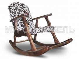 Здесь изображено Кресло-качалка (сосна)