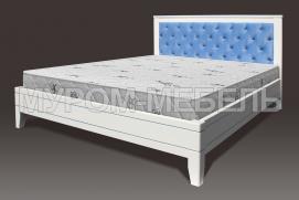 Здесь изображено Кровать Агата