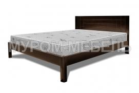 Здесь изображено Односпальная кровать Готика Nice