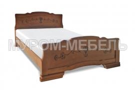 Здесь изображено Кровать Крокус-2 с ящиками