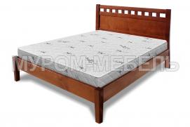 Здесь изображено Кровать Кёльн с ортопедическим основанием