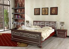Здесь изображено Кровать Лина 2