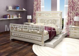 Здесь изображено Кровать Линария-2