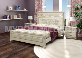 Здесь изображено Кровать Линария