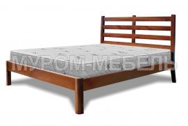 Здесь изображено Кровать Марта Hard из сосны