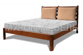 Здесь изображено Кровать Марта Soft из сосны