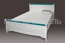 Здесь изображено Односпальная кровать Прованс Скай