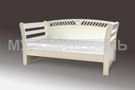 Здесь изображено Кровать Верона-элит