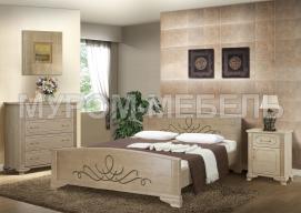 Здесь изображено Спальный гарнитур Нова