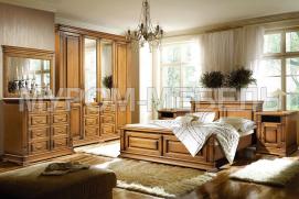 Здесь изображено Спальный гарнитур Флоренция 2