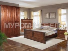 Здесь изображено Спальный гарнитур Венеция