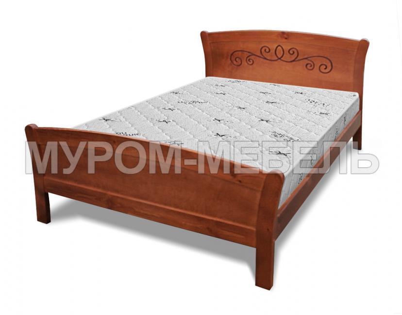 Здесь изображено Кровать Адель