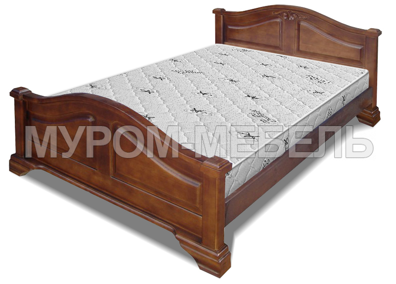Здесь изображено Кровать Европа мод1