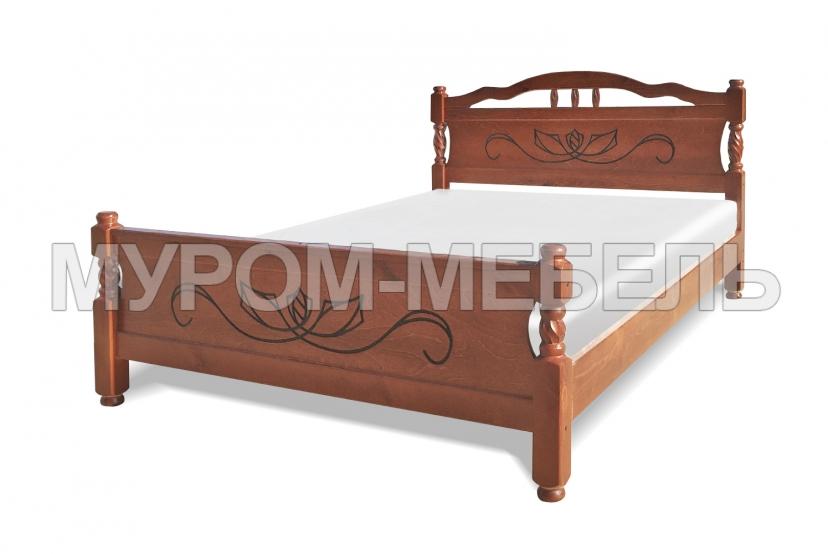 Здесь изображено Кровать Крокус-1