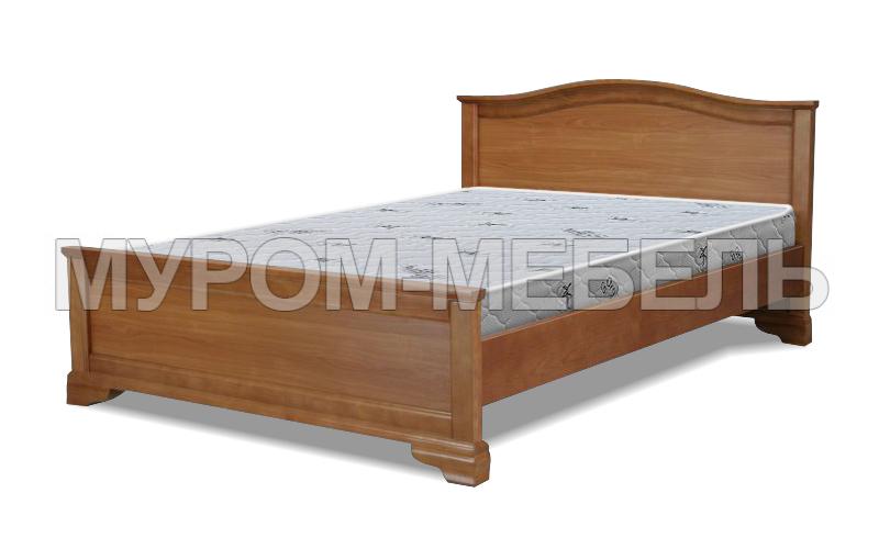 Здесь изображено Кровать Октава