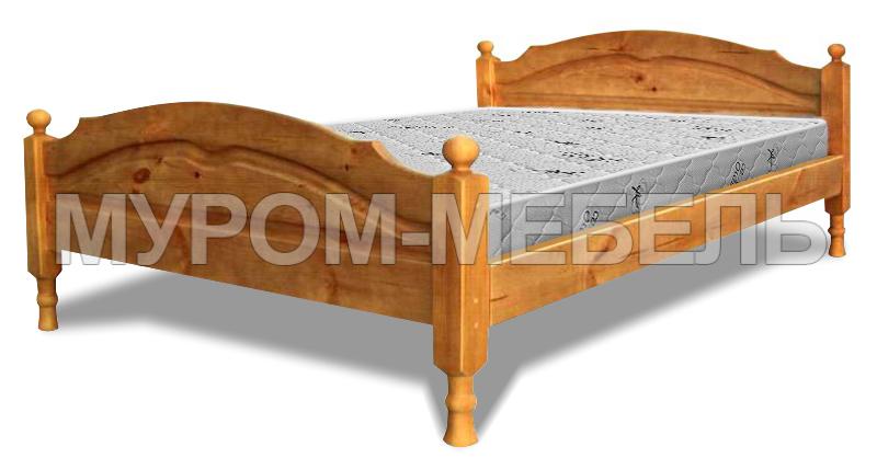 Здесь изображено Кровать Саша