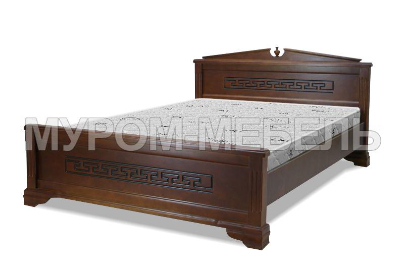Здесь изображено Кровать Афина