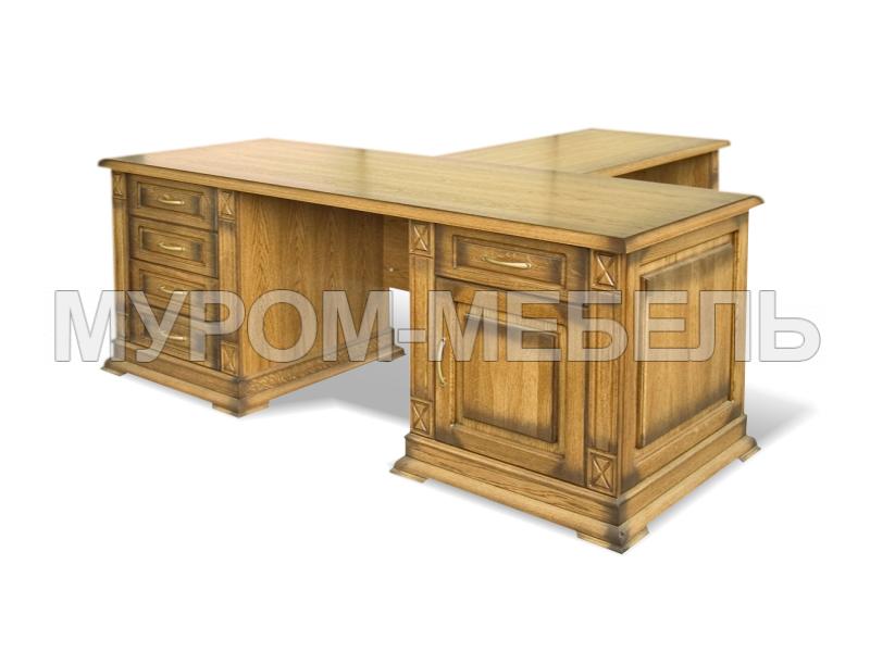 Здесь изображено Письменный стол Флоренция-3