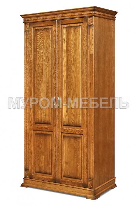Здесь изображено Шкаф 2-х створчатый Флоренция-2