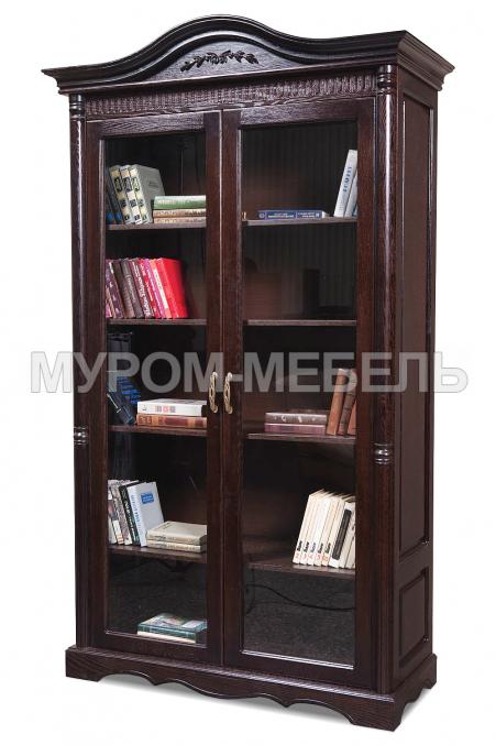 Здесь изображено Шкаф книжный Валео