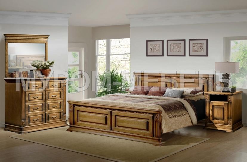 Здесь изображено Спальный гарнитур Флоренция