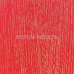 Красная эмаль золото