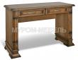 Здесь изображено Письменный стол Флоренция 2 ящика