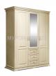 Здесь изображено Шкаф 3-х створчатый Флоренция