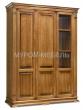 Здесь изображено Шкаф комбинированный Флоренция 2