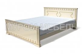 Здесь изображено Кровать Бажена с ортопедическим основанием