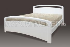 Здесь изображено Кровать Бэлиз с ортопедическим основанием