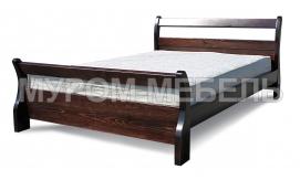 Здесь изображено Кровать Муза с ящиками