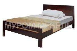 Здесь изображено Кровать София из массива