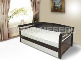 Здесь изображено Кровать Верона с ящиками