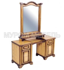 Здесь изображено Дамский столик Гармония