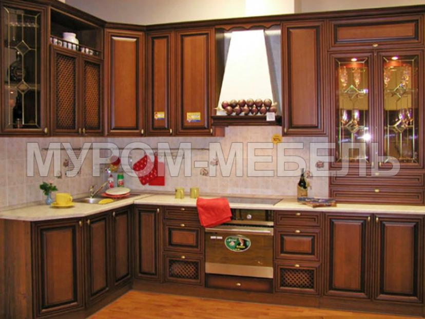 Здесь изображено Кухня Милена