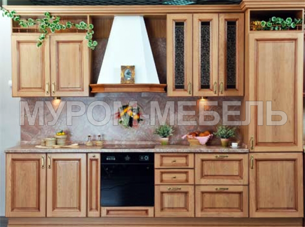 Здесь изображено Кухня Виктория