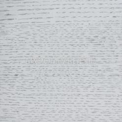 Белая эмаль с серебрянной патиной