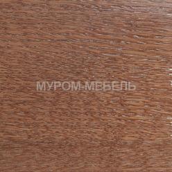 Красно-коричневый 2.5 с золотой патиной