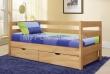 Здесь изображено Кровать Детская с ящиками 1
