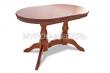Здесь изображено Кухонный раздвижной стол Мемфис