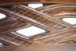 Здесь изображено Кровать Вирсавия из березы